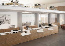 Arredamento ufficio - Reception