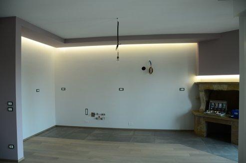 Controsoffitti e pareti